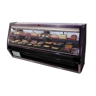 "Howard-McCray SC-CDS40E-6-BE-LED - Deli Case, Single Duty, 76.5"" W"