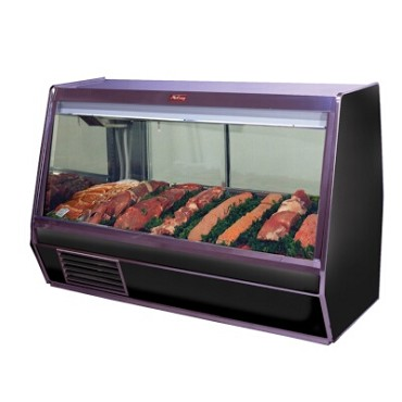 "Howard-McCray SC-CMS32E-4-BE-LED - Meat Display Case Single Duty, 50"" W"
