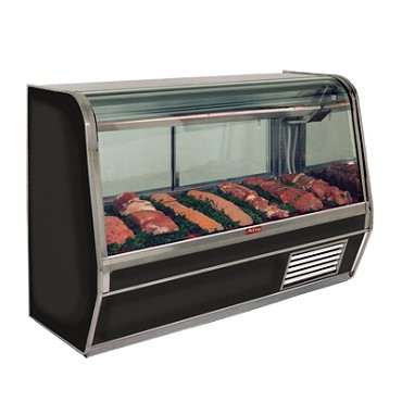 "Howard-McCray SC-CMS32E-8C-BE-LED - Meat Display Case, Single Duty, 98"" W"