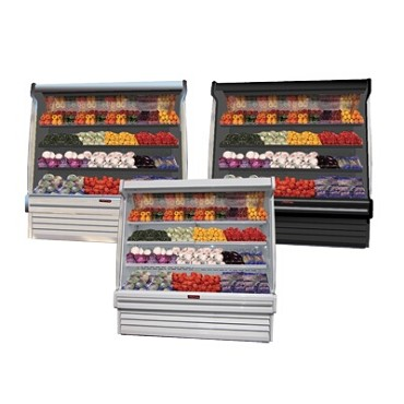 "Howard-McCray R-OP35E-6S-B-LED - Produce Merchandiser, 75"" W"