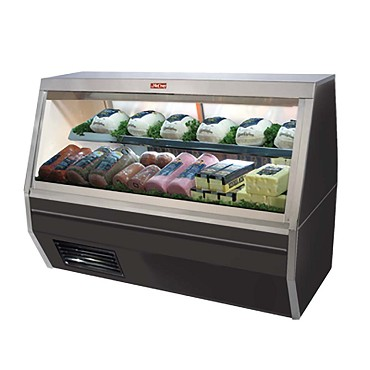 "Howard-McCray R-CDS35-12-BE-LED - Deli Case, 143"" W"