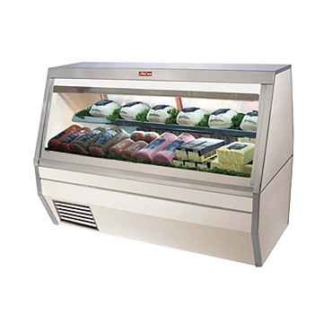 "Howard-McCray SC-CDS35-12-LED - Deli Case, 143"" W"