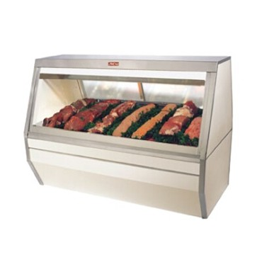 "Howard-McCray R-CMS35-4-LED - Meat Display Case, 50"" W"