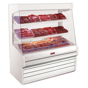 "Howard-McCray R-OP30E-6L-LED - Produce Merchandiser, 75"" W"