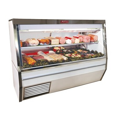 "Howard-McCray SC-CDS34N-10-LS-LED - Deli Case, 120"" W"