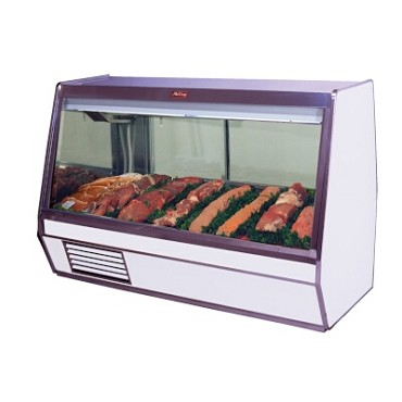 "Howard-McCray SC-CMS32E-6-LED - Meat Display Case, Single Duty, 74"" W"