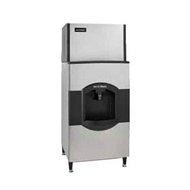 Ice-O-Matic CD40030 - Ice Dispenser with Bin 180 lb. Storage Capacity
