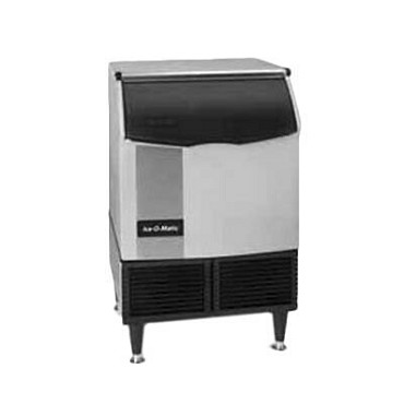 Ice-O-Matic ICEU220HW - Undercounter Half Cube Ice Machine, Water Cooled