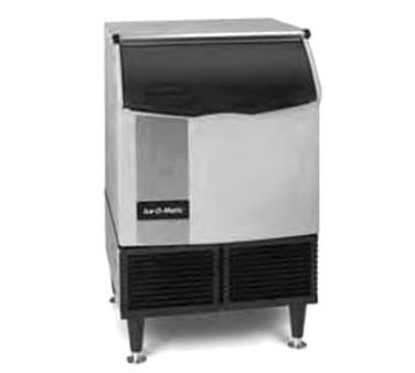 Ice-O-Matic ICEU150FW - Undercounter Full Cube Ice Machine, Water Cooled