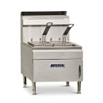 Imperial IFST-25 - Counter Top Elite Gas Fryer, 25 lb. Capacity