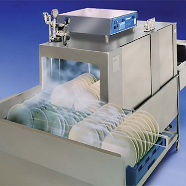 Insinger POWERLOADER/HOOD - Dishwasher Side Loader, for conveyor machines with hood