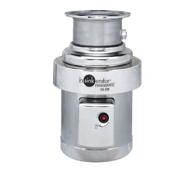 "InSinkErator SS-200-12B-MS - Disposer Package, with 12"" bowl, with sleeve guard & splash baffle"