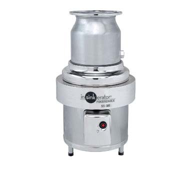 "InSinkErator SS-300-15B-MS - Disposer Package, with 15"" bowl, with sleeve guard & splash baffle"