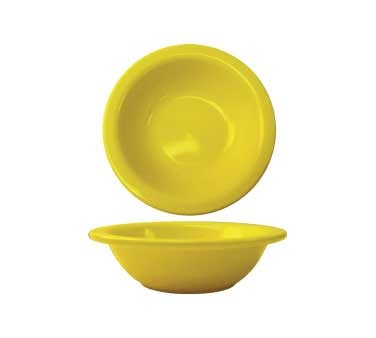International Tableware CA-10-Y - Cancun 13 oz. Grapefruit Bowl, Yellow (Case of 36)