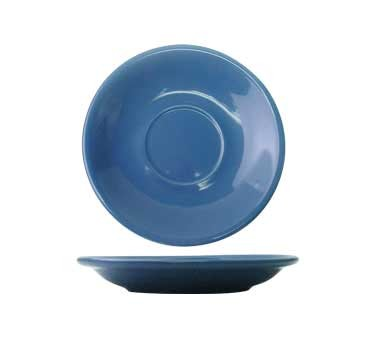 International Tableware CAN-2-LB - Cancun 5-1/2 in. Saucer, Light Blue (Case of 36)