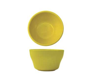 International Tableware CA-4-Y - Cancun 7-1/4 oz. Bouillon, Yellow (Case of 36)