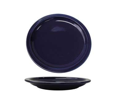 International Tableware CAN-8-CB - Cancun 9 in. Plate, Cobalt Blue (Case of 24)