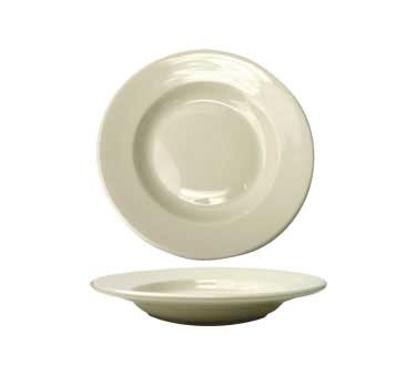 International Tableware RO-105 - 10-1/2 in. Pasta Bowl, American White (Sold Per Dozen)