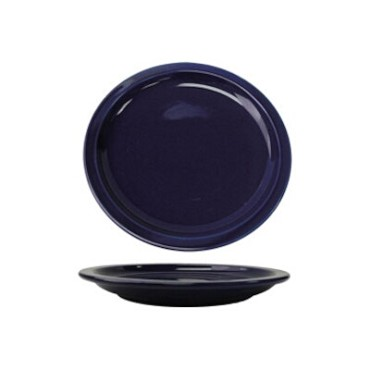 International Tableware CAN-7-CB - Cancun 7-1/4 in. Plate, Cobalt Blue (Case of 36)