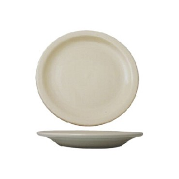 International Tableware VA-8 - 9 in. Plate, American White (Case of 24)