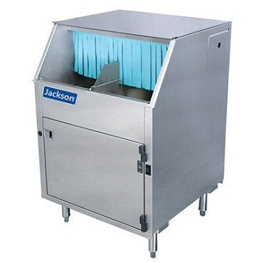 Jackson DELTA 115 - Delta Underbar Glass Washer, Rotary Type