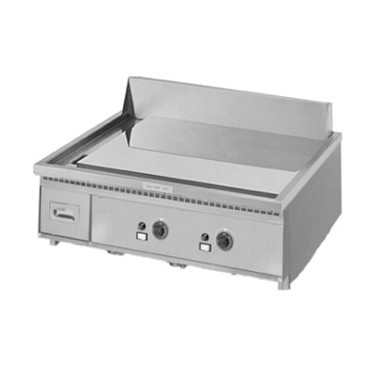 Keating 27X31DI-G - Built-In Gas Griddle, 24 x 24 in.