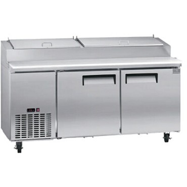 Kelvinator / Electrolux KCPT72.9 - Pizza Prep Table, 16 Cubic Feet