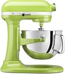 KitchenAid KP26M1XGA - Green Apple 6 Qt. Professional 600 Series w/ Pouring Shield