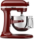 KitchenAid KP26M1XGC - Gloss Cinnamon 6 Qt. Professional 600 Series w/ Pouring Shield