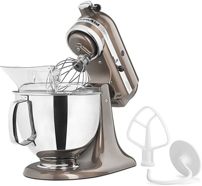 KitchenAid KSM150PSAP - 5 qt. Tilt-Head Stand Mixer, Apple Cider