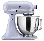 KitchenAid KSM150PSLR - 5 qt. Tilt-Head Stand Mixer, Lavender Cream