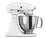 KitchenAid KSM150PSWH - 5 qt. Tilt-Head Stand Mixer, White