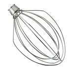 KitchenAid K5AWW - Whisk attachment. This wire whip attachment provides the maximum