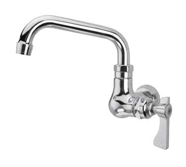 16-170L Krowne - Royal Single Wall Mount Faucet, 6\
