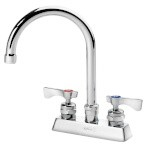 Krowne 15-301L - Royal Faucet, deck mount, 4
