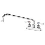 Krowne 15-314L - Royal Faucet, deck mount, 4