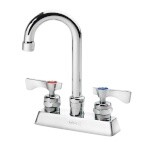 Krowne 15-325L - Royal Faucet, deck mount, 4