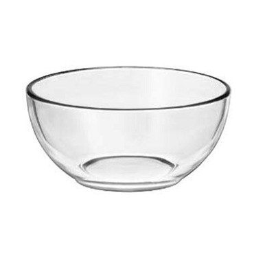 Libbey 1789268 Inc. - Moderno Cereal Bowl, 26-3/4 oz. Glass (Case of 12)