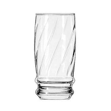 Libbey 29811HT - Cascade Cooler Glass, 16 oz. (Case of 24)