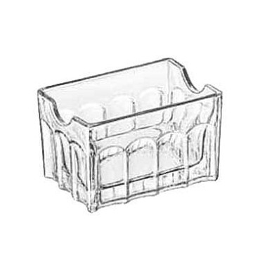 "Libbey 5258 - Gibraltar Glass Sugar Packet Holder, 3-1/2"" (Case of 2 Dozen)"