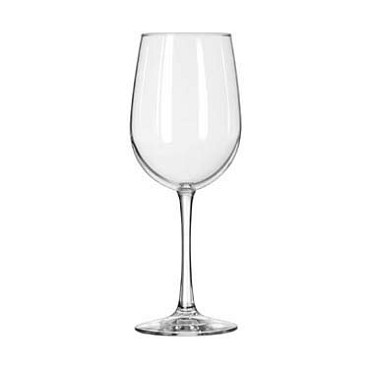 Libbey 7510 - Vina Tall Wine Glass, 16 oz. (Case of 12)