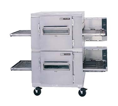 Lincoln 1400-FB2G - Impinger I Oven Package, gas, double stack, FastBake Te