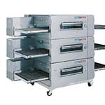 Lincoln 1600-3E - Impinger Low Profile Oven Package, electric, triple sta