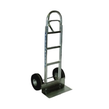 "Lockwood Manufacturing 3000AP - Hand Truck, 14"" x 7-1/2"" extruded aluminum nose plate & frame, h"