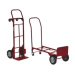 Lockwood Manufacturing LCT-1339 - Hand Truck, steel, convertible, 61