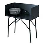 Lodge A5-7 - Camp dutch oven cooking table, 26H x 16W x 32L in.