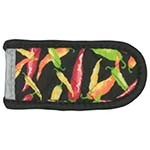 Lodge HH12 - Multi-Colored Peppers Skillet Handle Holder