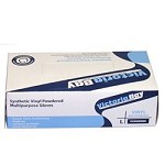 OVERSTOCK Imperial Dade 149170 - Vinyl Glove Large (Box of 100)