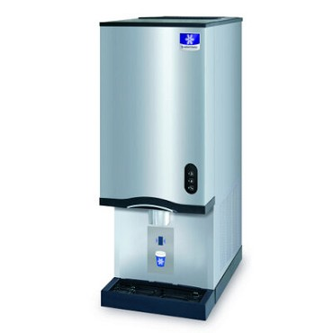 Manitowoc CNF0202A-L  Lever Activated Ice Machine and Water Dispenser