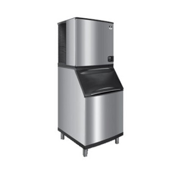 Manitowoc IDT1900A/D970 - Indigo Cube Ice Machine with Bin, Air Cooled